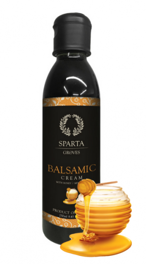 Balsamic Cream with Honey