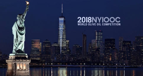 2018 New York International Olive Oil Competition