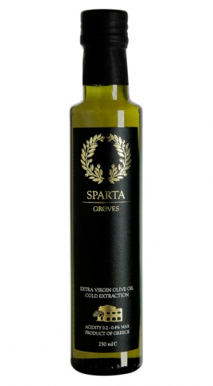 250 ml Dorica Extra Virgin Olive Oil