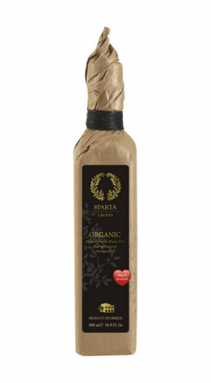 Organic Early Harvest Handpicked Extra Virgin Olive Oil