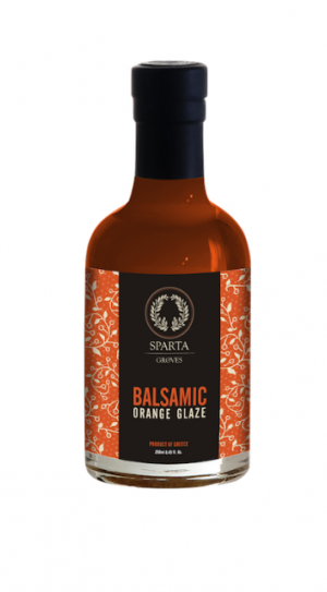 Balsamic Orange Glaze