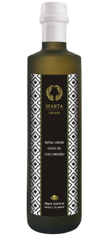 Extra Virgin Olive Oil Geometrical Dorica