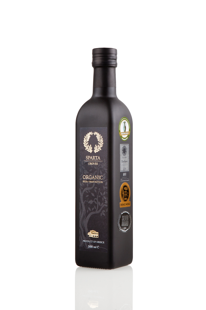 Organic Extra Virgin Olive Oil - Extra Virgin Olive Oil